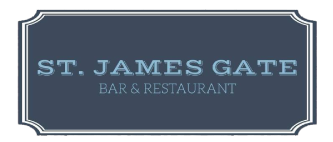 St James Gate logo top